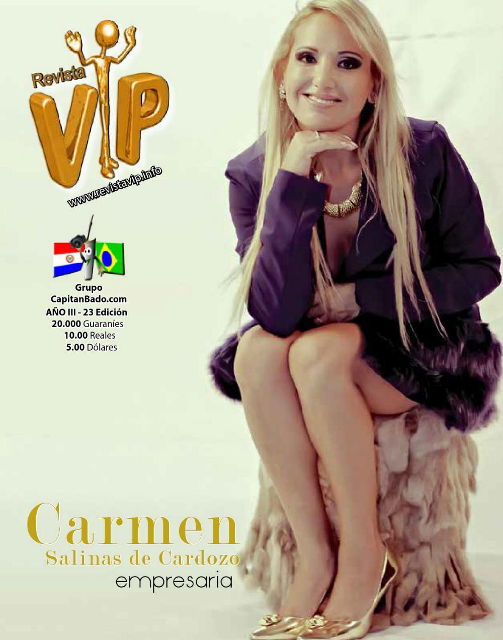 Vip 23 Paraguay