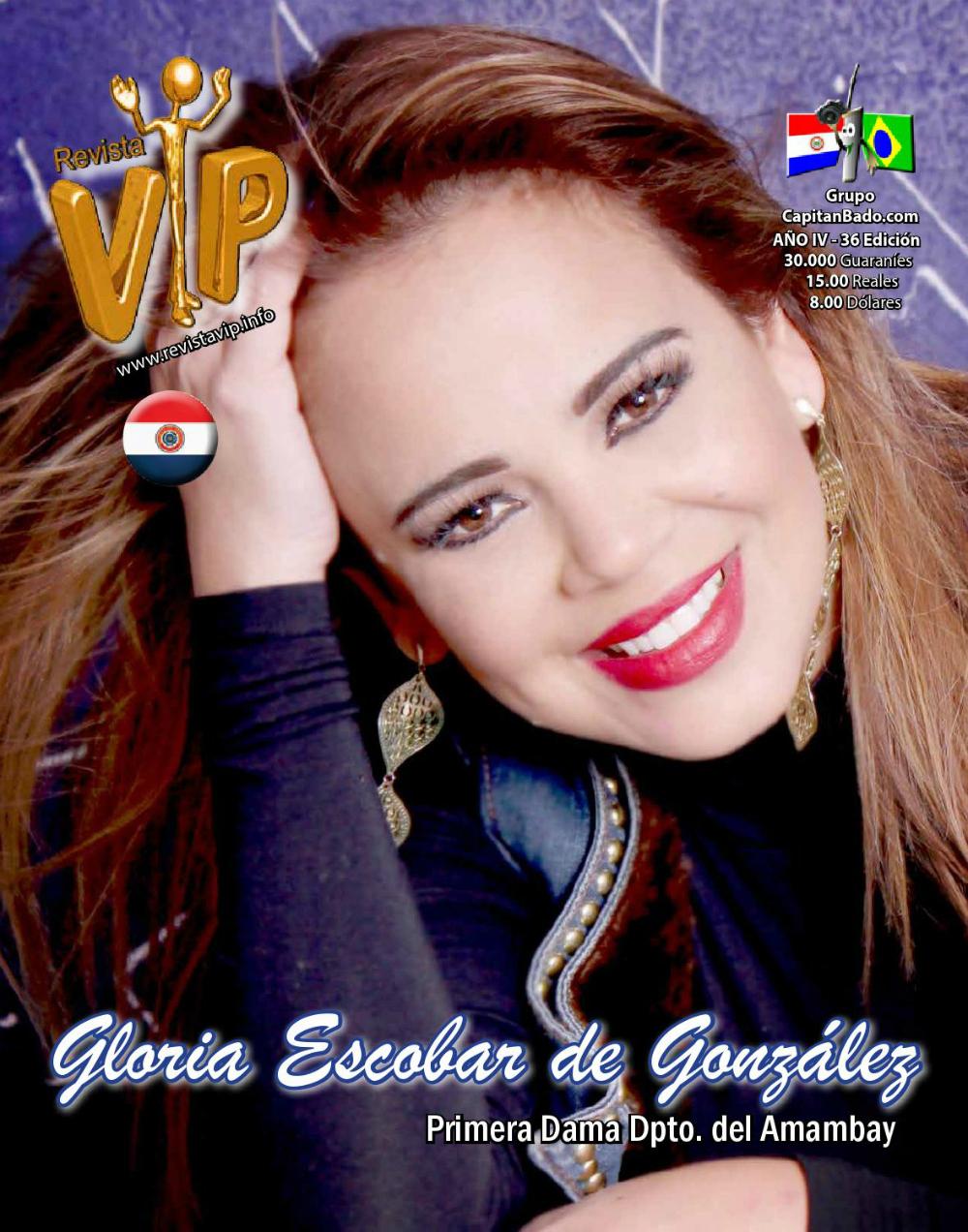 Vip 36 Paraguay