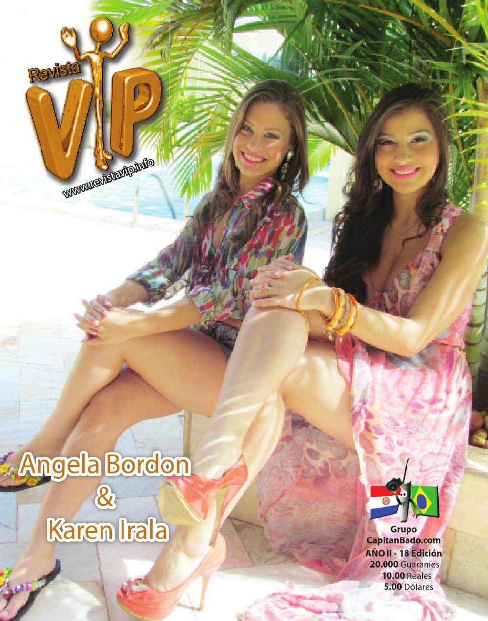 Vip 18 Paraguay