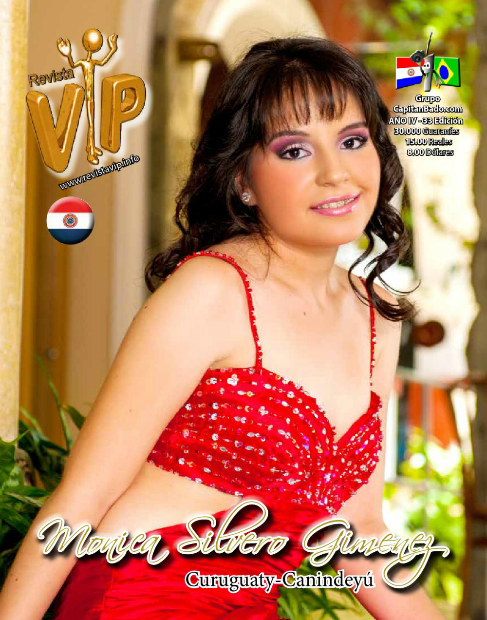 Vip 33 Paraguay