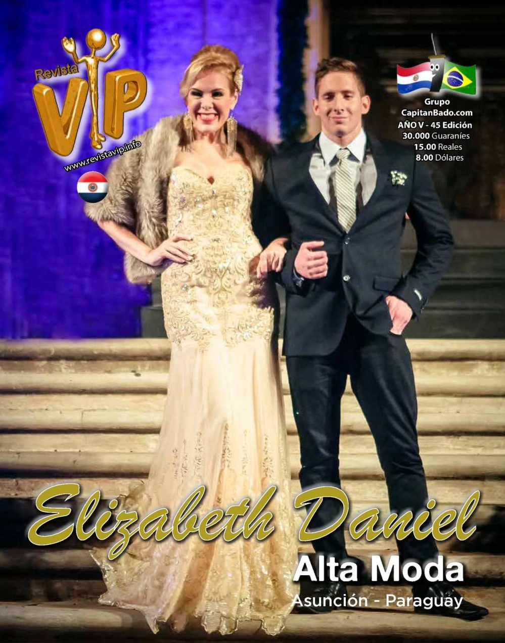 Vip 45 Paraguay