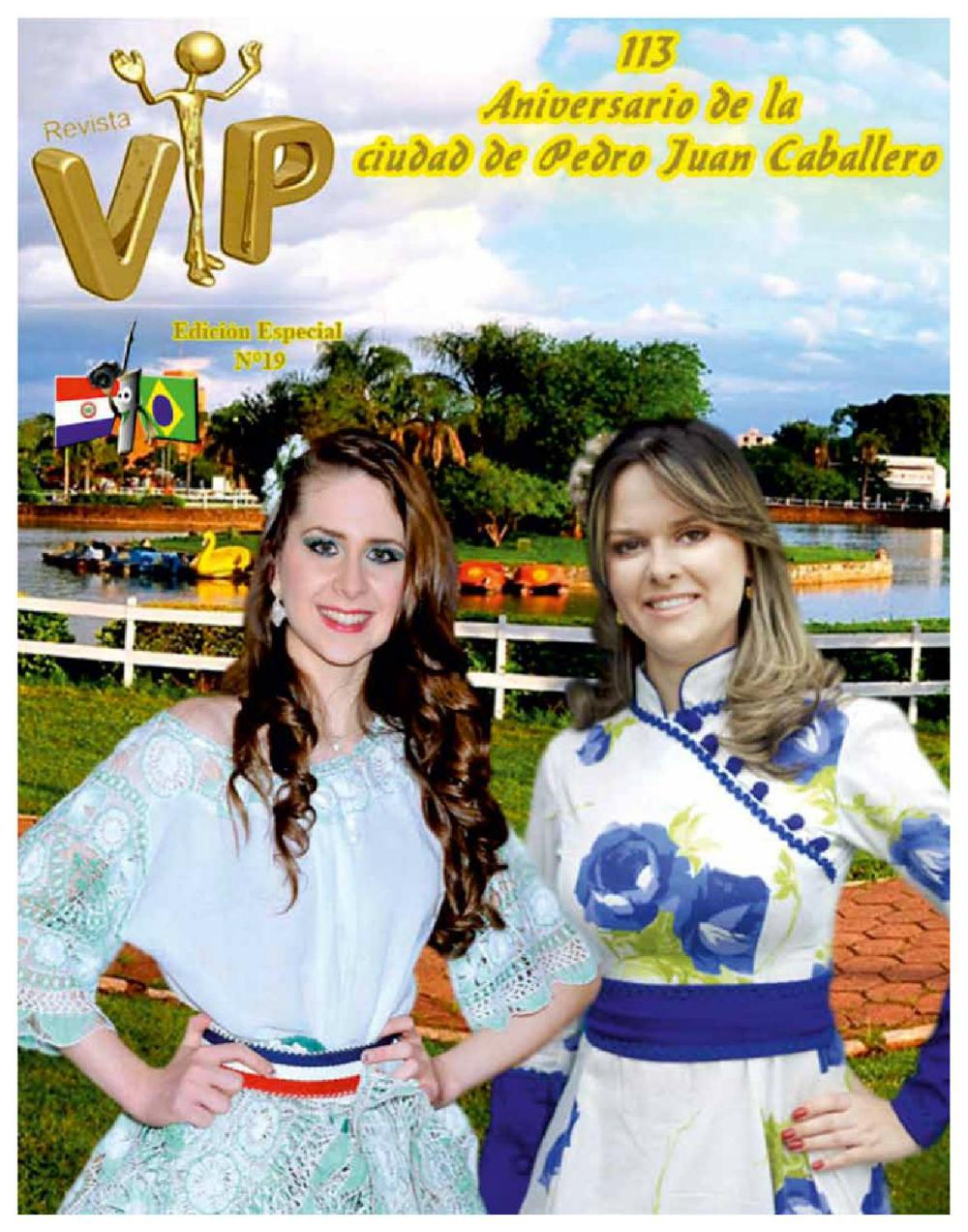 Vip 19 Paraguay