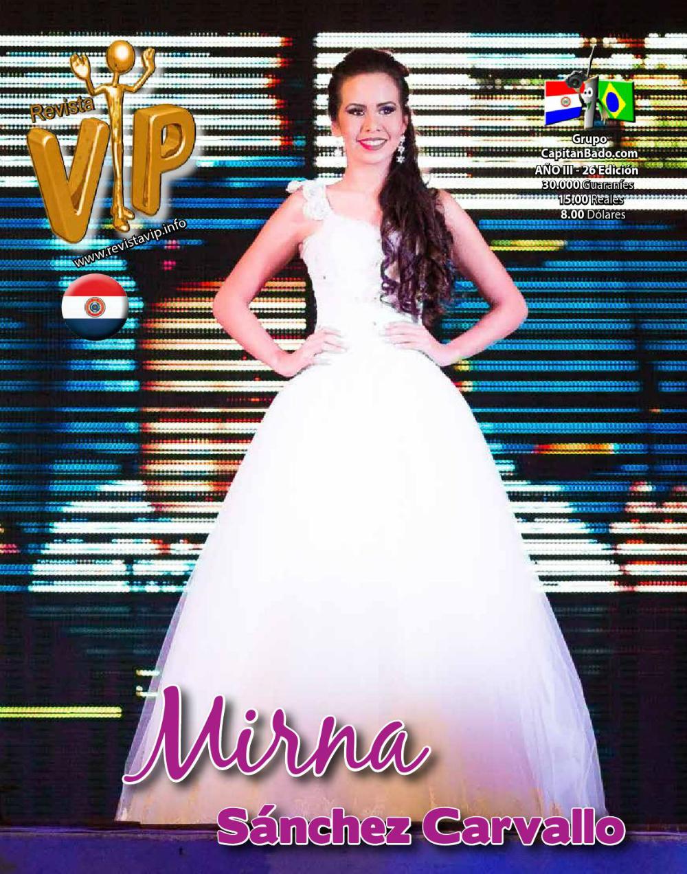 Vip 26 Paraguay